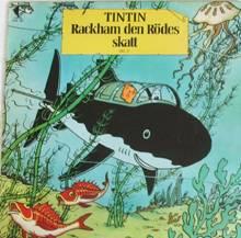 Tintin Pa Skiva Och Kassett
